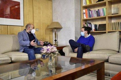 Pablo Iglesias se reúne con el BNG para escuchar sus exigencias para apoyar los Presupuestos
