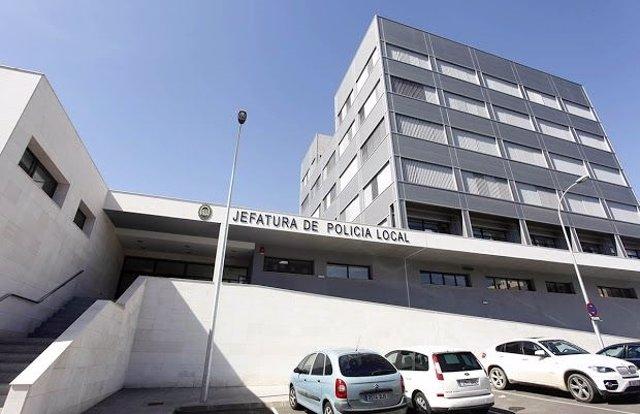 Cuartel de la Policía Local de Almería