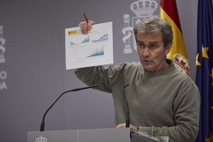 """Simón advierte de que algún hospital está """"en situación muy crítica"""" y ve posible colapso de UCI en noviembre"""