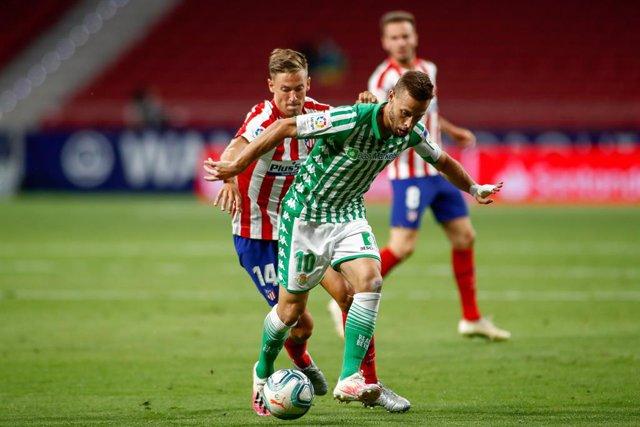 Fútbol/Champions.- Previa del Atlético de Madrid - Salzburgo