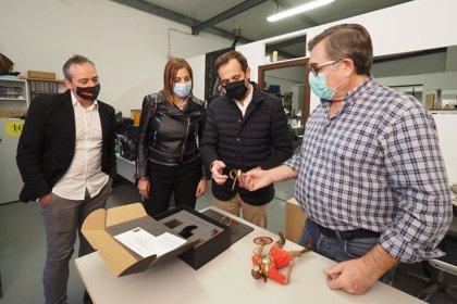 La Diputación de Valladolid reducirá al 50% los alquileres a autónomos ubicados en el Centro de Artesanía