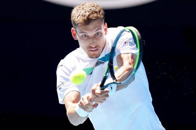 Tenis.- Carreño y Verdasco avanzan a segunda ronda en Viena y Nur-Sultan