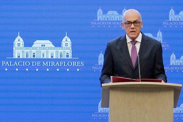 """AMP.- Venezuela.- Venezuela dice que es """"completamente falso"""" que haya trabajado"""