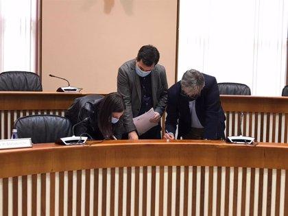 Los grupos debaten el martes los trabajos de la comisión de reactivación, que tendrá unas 50 comparecencias