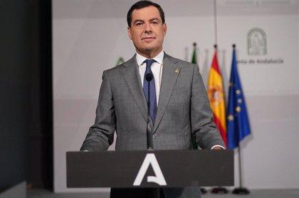 Moreno se inclina por el cierre perimetral de Andalucía antes del puente y cambiará el horario del toque de queda
