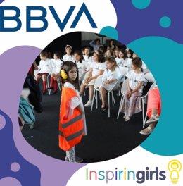 BBVA e Inspiring Girls se unen por la igualdad de género