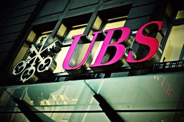 Logo del banco UBS