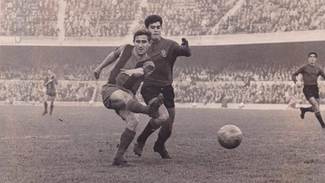 Fútbol.- Fallece Doro, jugador del RCD Mallorca en la década de los sesenta