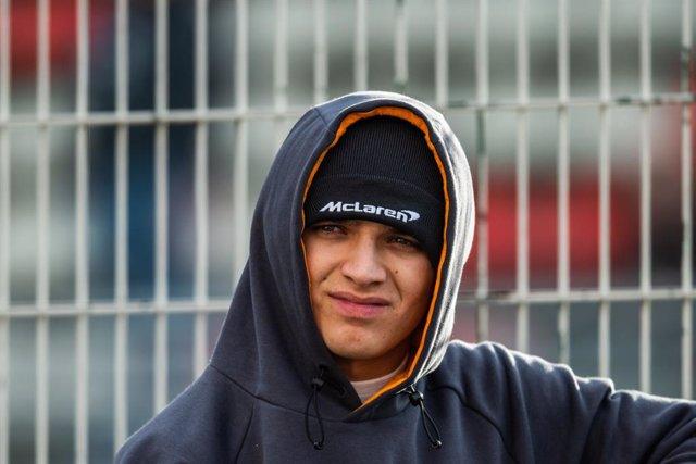 """Fórmula 1.- Lando Norris pide perdón por ser """"estúpido y descuidado"""" en sus come"""