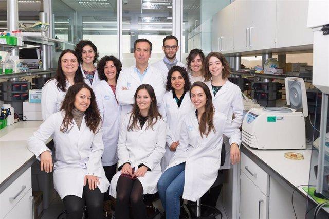 Investigadores del Vall d'Hebron Instituto de Oncología (Vhio)