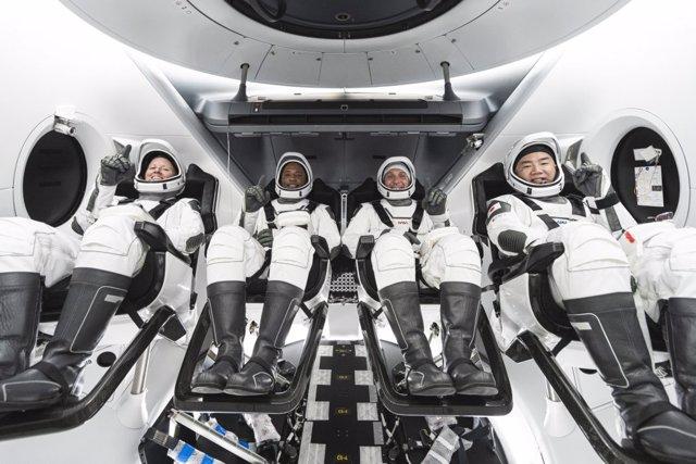 Se aplaza el primer vuelo privado operativo a la Estación Espacial