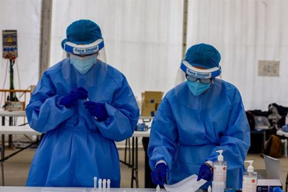 La Junta iniciará este miércoles un cribado en Sevilla capital mediante 1.100 test de antígenos