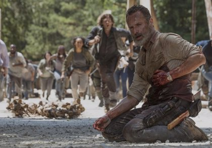 Así marca el destino de Rick la escena postcréditos de The Walking Dead: World Beyond