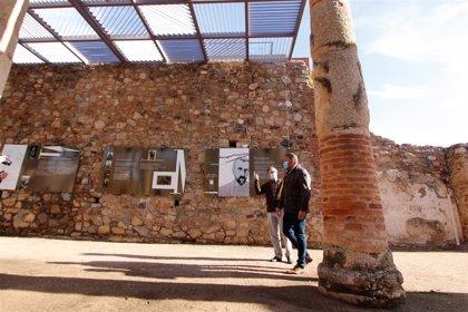 El Teatro Romano de Mérida estrena accesos, jardines, fuentes y pasarela que mejoran su accesibilidad y estética