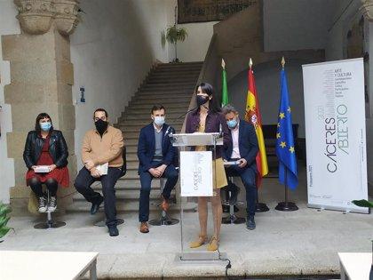 'Cáceres Abierto' prepara su próxima edición para la primavera de 2021 como referente de la creación contemporánea