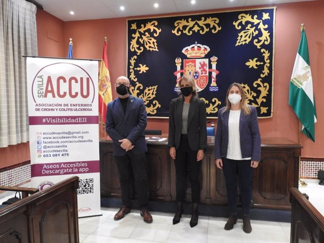 [Sevilla] Np Alcalá: El Ayuntamiento Firma Un Convenio De Colaboración Con La Asociación De Enfermos De Crohn