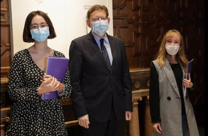 """Generalitat y CVJ lanzarán una campaña hecha por jóvenes para lograr una """"alianza intergeneracional"""" contra la pandemia"""