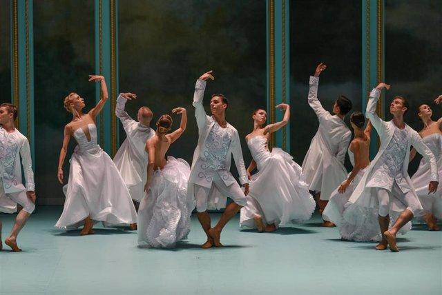 La compañía de danza francesa Malandain Ballet Biarritz debutará en el Liceu con el espectáculo 'Marie-Antoinette'