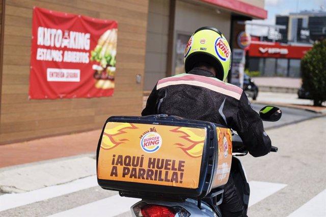 EEUU.- La matriz de Burger King gana 122,5 millones en el tercer trimestre, un 2