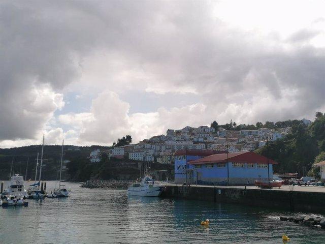 Puerto pesquero