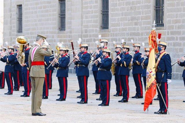 El Rey preside el Capítulo de Real y Militar Orden de San Hermenegildo