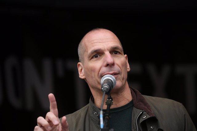 Varoufakis dice en la Audiencia Nacional que desconocía que fuera a ser grabado