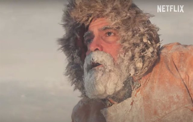 George Clooney se enfrenta al apocalipsis en el tráiler de Cielo de medianoche