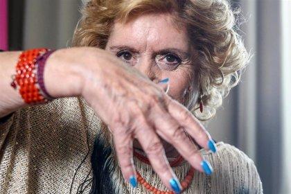 """María Jiménez critica la gestión del Gobierno: """"No está haciendo nada. La cultura importa muy poco"""""""