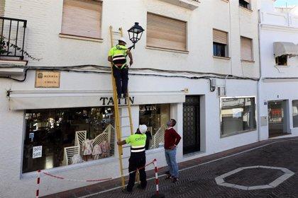 Eficiencia energética.- El Ayuntamiento de Marbella reducirá en más de 61.000 kilogramos al año las emisiones de dióxido de carbono