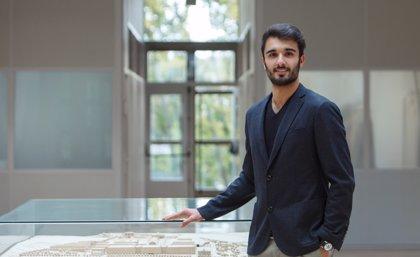 Aitor Nicuesa García será el estudiante embajador en la UPNA de las carreras profesionales en la UE para este curso