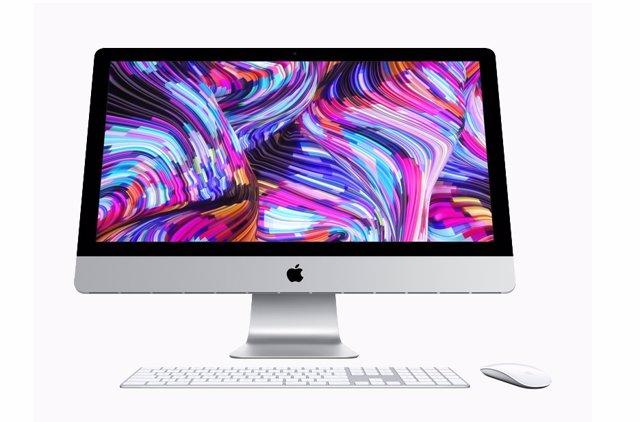 El primer iMac con procesador de Apple llegará en la primera mitad de 2021, segú