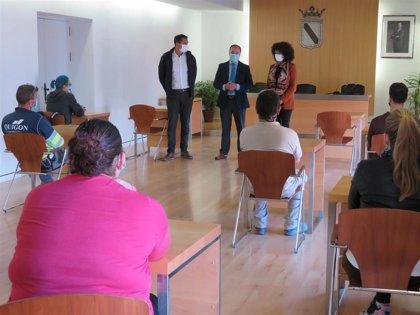 Gibraleón y Aljaraque en Huelva arrancan la Iniciativa Aire con la contratación de 36 desempleados