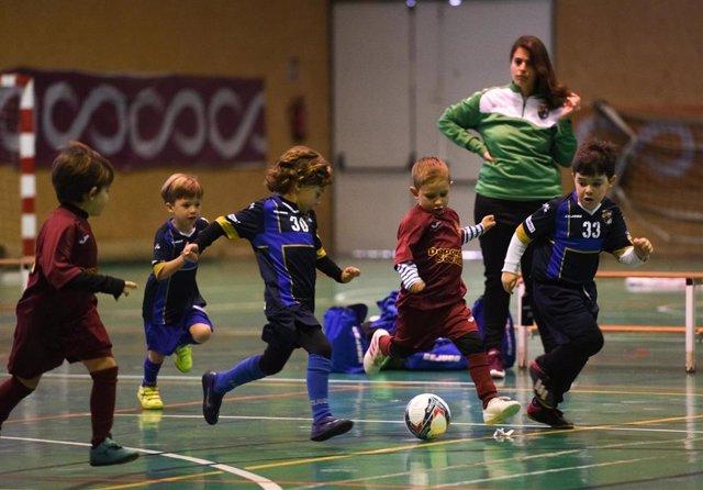Juegos Deportivos Municipales, en una imagen de archivo