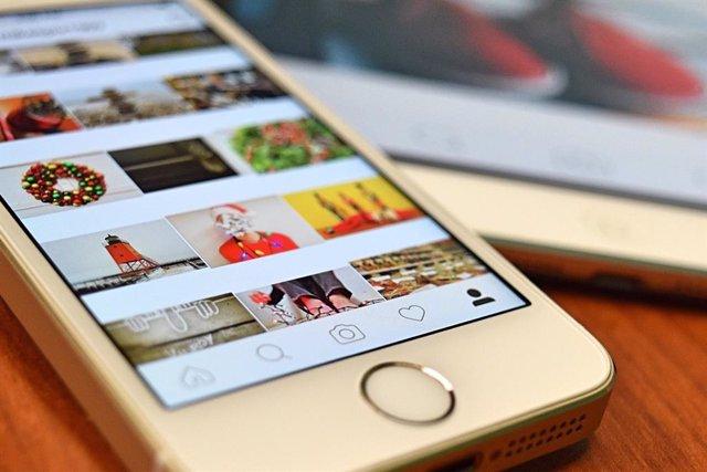 Mòbil Instagram