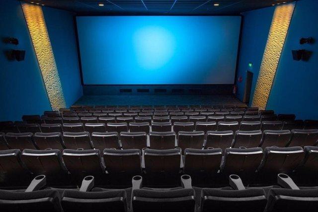 Sala de cine (Arxiu)