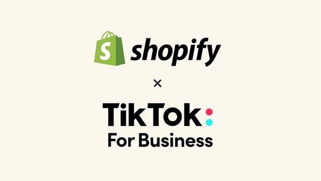 Canadá.- Shopify se asocia con TikTok para potenciar el comercio electrónico en