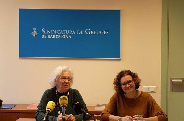 [Grupolocalcat] Np Informe Anual Síndica Greuges Barcelona