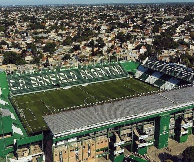 Fútbol.- El Banfield argentino desarrolla un videojuego para celebrar sus 125 añ