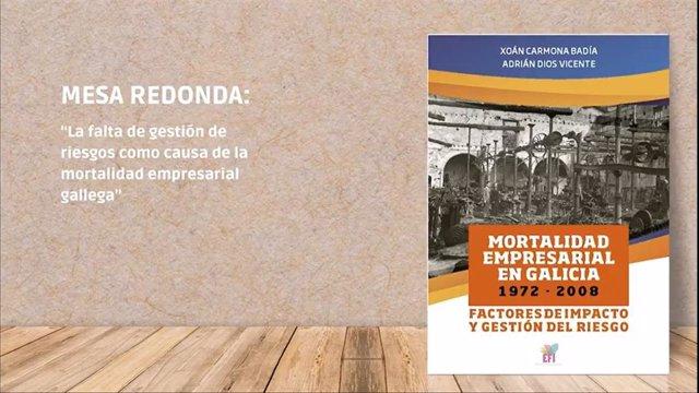 Informe sobre mortalidad de empresas gallegas entre 1972 y 2008