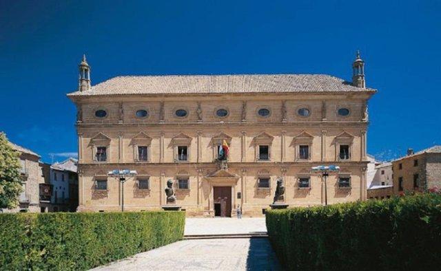 El Ayuntamiento de Úbeda en una imagen de archivo.