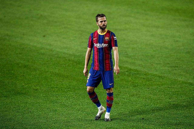 """Fútbol/Champions.- Pjanic: """"Poder haber jugado con Cristiano y Messi es algo exc"""