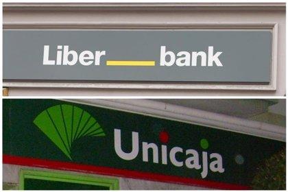 Liberbank y Unicaja celebran mañana sus juntas generales de accionistas