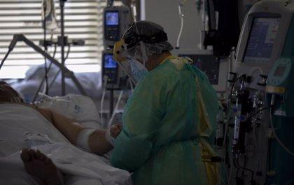 Los pacientes de Covid en las UCI catalanas superarán al resto en los próximos días