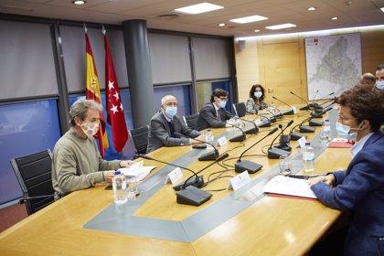 Gobierno y Comunidad de Madrid acuerdan reuniones más técnicas y un nuevo calendario de encuentros