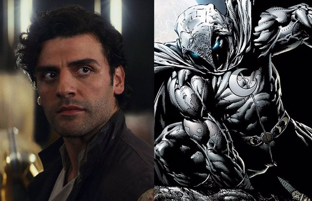 Así luce Oscar Isaac como Moon Knight (Caballero Luna) en el Universo Marvel