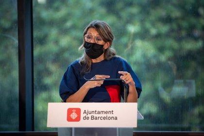 Yolanda Díaz apuesta por garantizar un proceso democrático en Venezuela tras la reunión de Sánchez con Leopoldo López