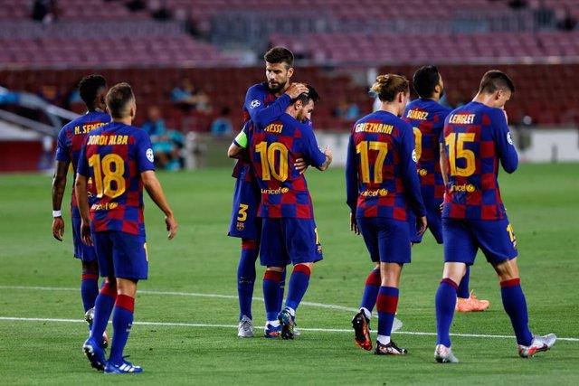 Fútbol.- Bartomeu anuncia la participación del Barça en una Superliga europea