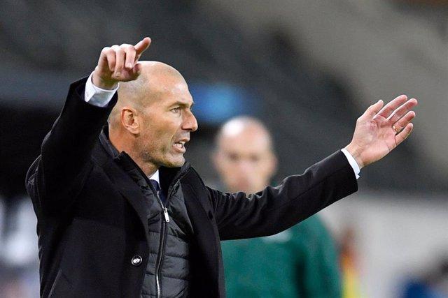 """Fútbol/Champions.- Zidane: """"Esta reacción habla del carácter del equipo"""""""