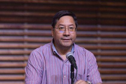 """Arce pide """"reflexión"""" a los """"grupos minoritarios"""" que piden una intervención militar tras las elecciones"""