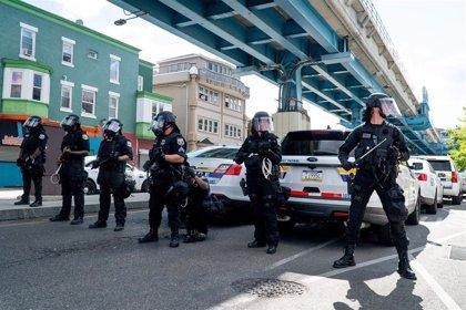 Al menos 91 detenidos en Filadelfia después de dos días de protestas tras matar la Policía a un hombre negro
